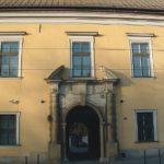 Pałac biskupi w Krakowie 23-10-2004r. Wikipedysta:Jadwiga/Galeria 2